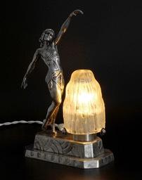 Art Deco Bauhaus Modernist Art Nouveau Lamps